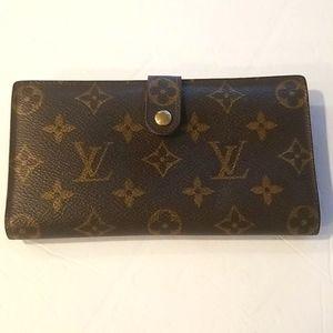 LOUIS VUITTON Porte Tresor Continental Wallet
